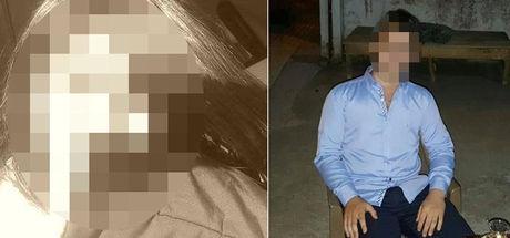 İzmir'de mide bulandıran olay! Metruk binada yakalandı