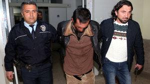 Samsun'da ihbar edilen zanlı polise saldırdı: 2'si polis 3 yaralı
