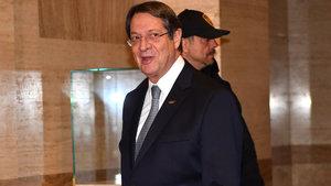 Nicos Anastasiadis: Müzakerelerin en kısa sürede yeniden başlamasını umut ediyorum