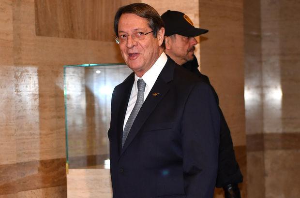 Kıbrıs'ın güneyinden 'yeniden müzakere' mesajı