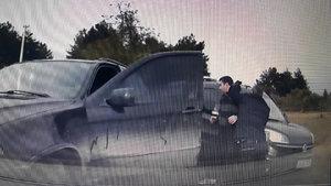 Çetenin fidye planını araç kamerası bozdu