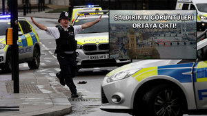 İngiltere Parlamentosu önünde silahlı saldırı! 5 kişi öldü, yaralılar var