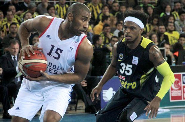 Anadolu Efes - Fenerbahçe maçı hangi kanalda, saat kaçta?