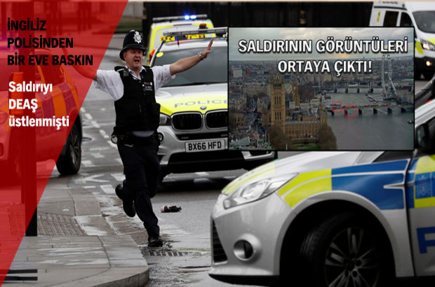 SON DAKİKA! İngiltere Parlamentosu'nda silah sesleri