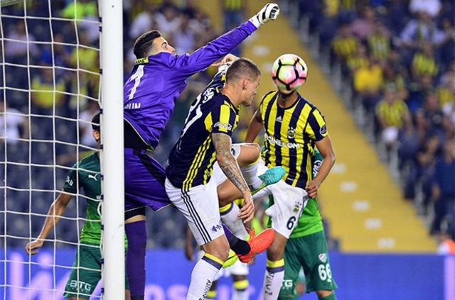 Fenerbahçe, Bursaspor'dan Harun Tekin'i istedi!