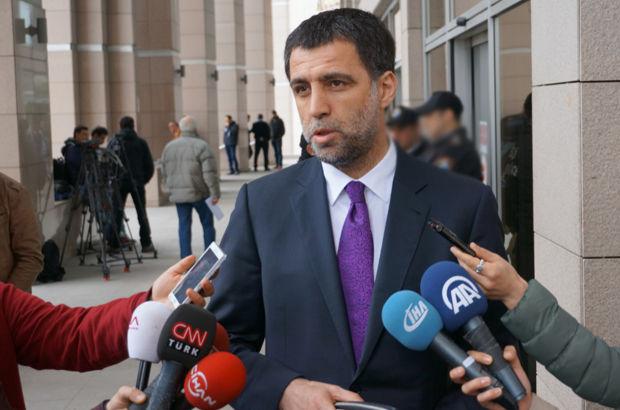 Hakan Şükür, Terörle Mücadele Dairesi Başkanlığı'nı ziyaret etmiş