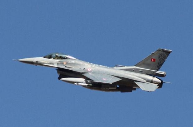 Diyarbakır'dan 6 adet F-16 kaçırmışlar!