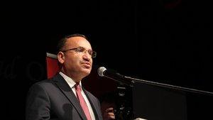 Bekir Bozdağ'dan Metin Feyzioğlu tepkisi