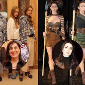Moda tutkunlarının bir araya geldiği Mercedes-Benz Fashion Week Istanbul, üçüncü gününde de dopdolu geçti.