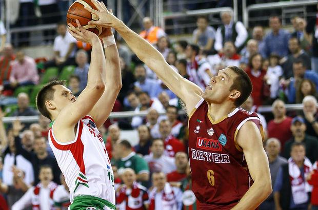 Mateusz Ponitka Pınar Karşıyaka Dörtlü Final