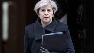 İngiltere Başbakanı May'den Londra saldırısıyla ilgili açıklama