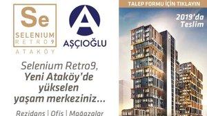 Ataköy'de Yükselen Yaşam Merkezi