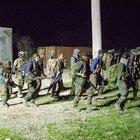 İŞTE RAKKA'YA İNDİRİLEN ABD ASKERİ İLE YPG'LİLERİN FOTOĞRAFLARI!