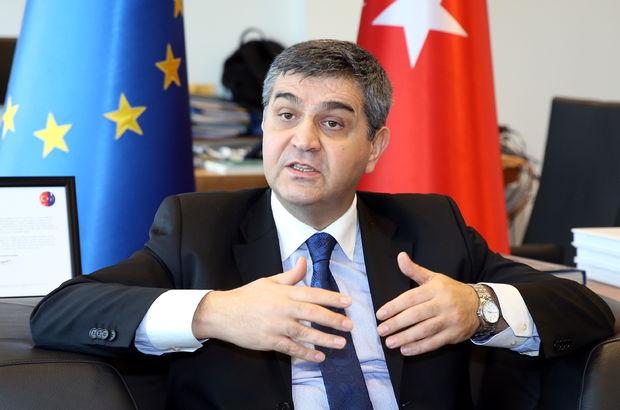 SON DAKİKA - Avrupa Komisyonu Türkiye büyükelçisini çağırdı
