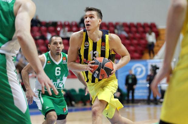Fenerbahçe'de Bogdan Bogdanovic şoku