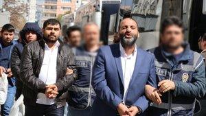 İzmir'de korku çetesine 47 gözaltı