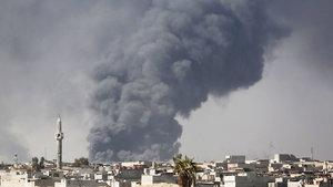 Musul'da bir ayda 4 bin sivil hayatını kaybetti
