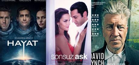 Haftanın filmleri (24 Mart 2017)