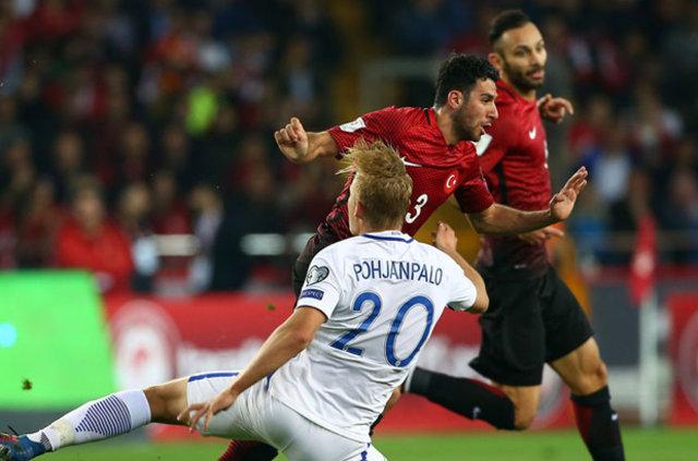 Rıdvan Dilmen, Türkiye - Finlandiya maçını değerlendirdi