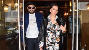 Ebru Yaşar, görüşmeye pijamayla gitti