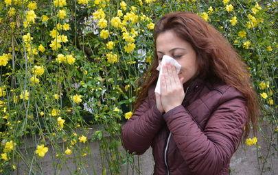 Bahar alerjisinden korunmanın yolları!