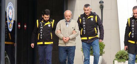 Emeklinin katiline 21 yıl 8 ay hapis cezası