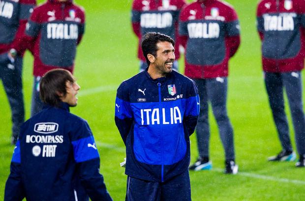 Gianluigi Buffon'un 1000. maçı!