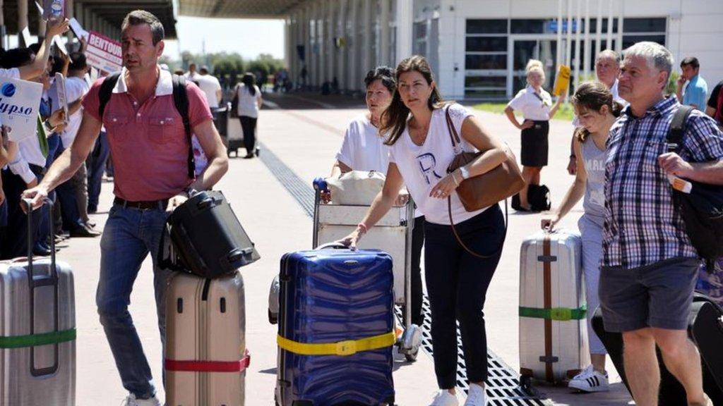 Türkiye'ye gelecek Rus turistlere garip uyarı!