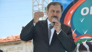 Veysel Eroğlu: Bazı ülkelerde PKK'ya özel silah üreten fabrikalar var
