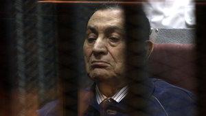 Mısır'ın devrik cumhurbaşkanı Hüsnü Mübarek serbest!