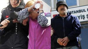 İstanbul'da 20 yıllık arkadaşlarının aracını çalan karı-koca yakalandı