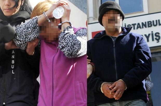 İstanbul'da 20 yıllık arkadaşının aracını çalan karı-koca yakalandı