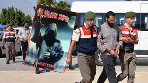 Antalya'da kitabına uydurulan cinayet davasında inceleme raporu okundu