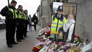 Londra saldırısından dakikalar önce!