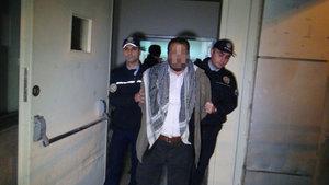 Gaziantep'te 13 yıldır aranan şahıs kovalamaca sonunda yakalandı