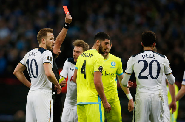 UEFA'dan Dele Alli'ye 3 maç men!