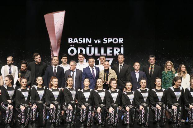 İBB Spor AŞ Basın ve Spor Ödülleri