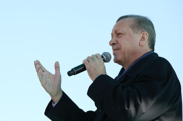 Erdoğan: Kasım 2019'da partim beni kalkar da aday yaparsa...