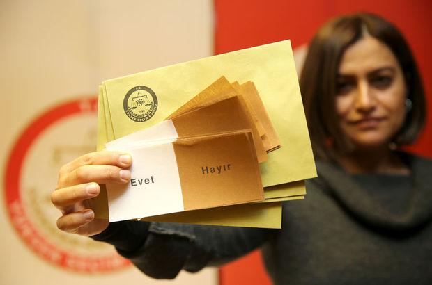 2017 Referandum (seçim) ne zaman? Anayasa seçimi ne zaman yapılacak?
