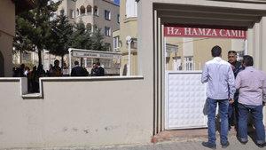Gaziantep'te, cami tuvaletinde ölü bulundu