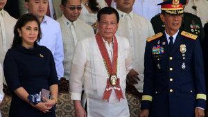 Duterte'den Avrupa Birliği'ne küfür!