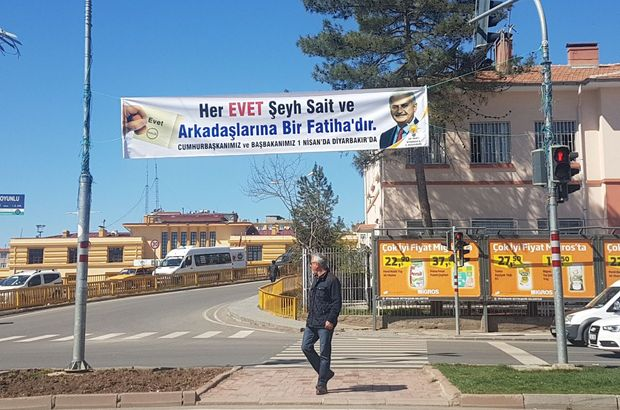 Diyarbakır'daki Şeyh Said'li