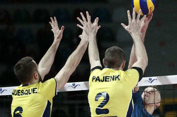 Halkbank: 3 - Fenerbahçe: 0