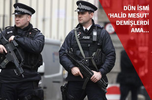 Londra saldırganının gerçek ismi açıklandı!