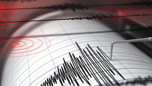 Çanakkale'de 4.2 büyüklüğünde deprem