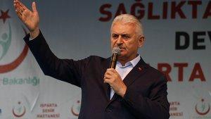 Başbakan Binali  Yıldırım: Kılıçdaroğlu aynaya baksın
