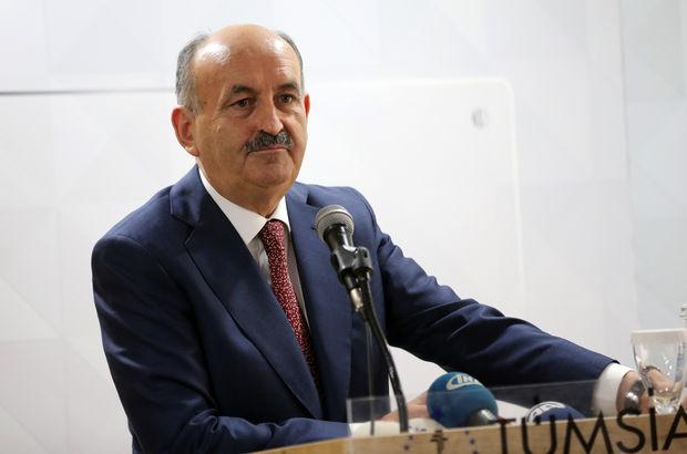 Bakandan 'kıdem tazminatı' ve 'erken emeklilik' açıklaması