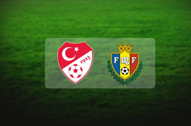 Türkiye Moldova maçı ne zaman, hangi kanalda, saat kaçta?
