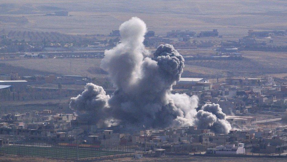 CENTCOM'dan Musul Hava Saldırılarına İnceleme
