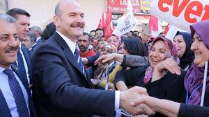 Süleyman Soylu: Bir daha PKK'nın adını kimse anmayacak
